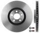 Преден диск Volvo S90 V90 (2017-), V90 XC, XC60 (2018-), XC90 (2016-) 345мм 31471752